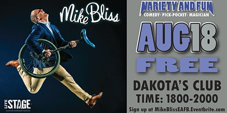 Mike Bliss at Ellsworth AFB! tickets