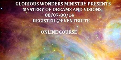 Mystery Of Dreams and Visions tickets