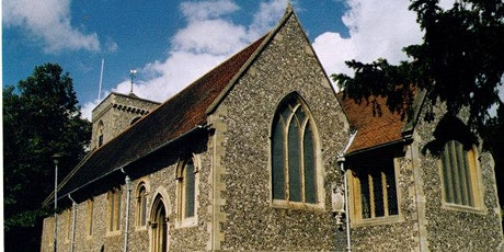 St Peter's Church, Holy Communion  Service, Sunday 25 July 2021 9.30  a.m tickets
