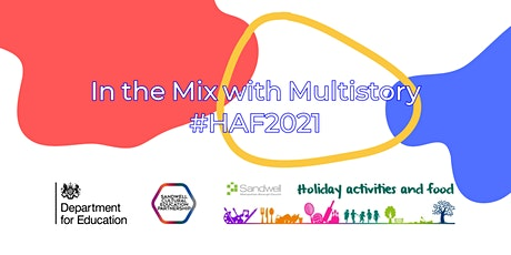 Family Recipes and Zine Workshop  with Multistory for In the Mix #HAF2021 tickets