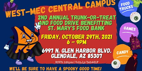 West-MEC Central Campus Trunk-or-Treat tickets
