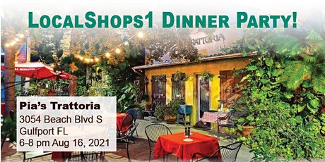 LocalShops1 Dinner at Pia's! tickets