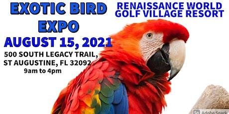 Exotic Bird Expo tickets