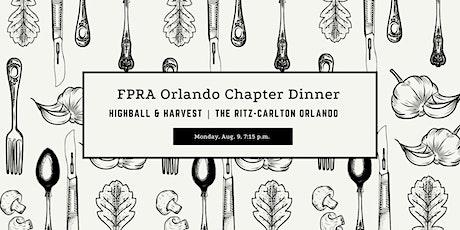 FPRA Orlando Chapter Dinner tickets