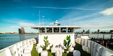 SUNSET YACHT PARTY CRUISE summer series  Great views of NYC | JEWEL tickets