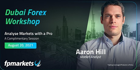 Analyse Live Markets with a Pro Trader! tickets