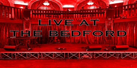 LIVE AT THE BEDFORD_NOVEMBER 2nd tickets