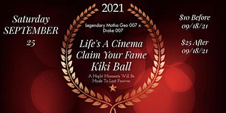 Life's A Cinema Ball tickets