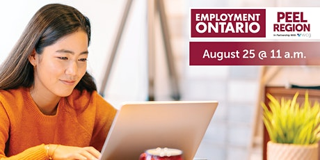 Employment Ontario - Information Session tickets