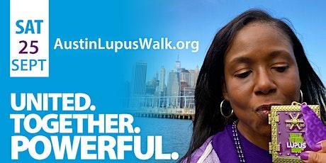2021 Austin Walk To End Lupus Now tickets