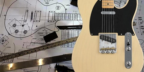 Build Your Own Guitar (and go back home with a high quality instrument!) billets
