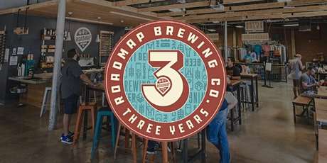 3RD ANNIVERSARY PARTY - Roadmap Brewing Co. tickets