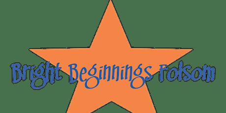 Bright Beginnings Folsom Membership Zoom Information Session tickets