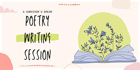 Poetry Writing Session tickets