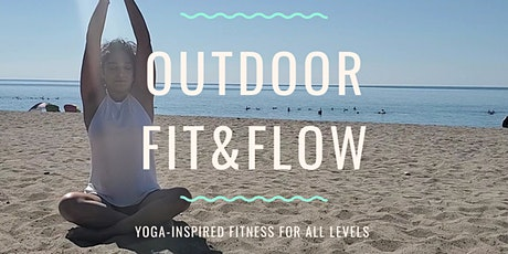 Fit & Flow on Beach (Yoga-inspired strength & length for Every Body) AUGUST tickets