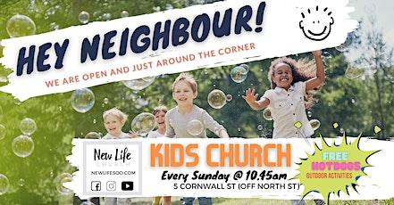 Neighbourhood Kids Church tickets