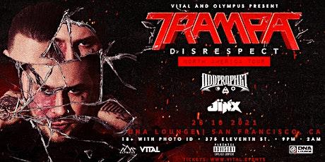 Trampa: Disrespect Tour San Francisco tickets