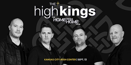 The High Kings in Concert tickets
