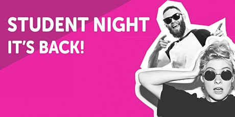 Student Night at Houndshill Shopping Centre tickets