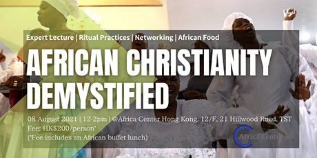 African Christianity Demystified tickets