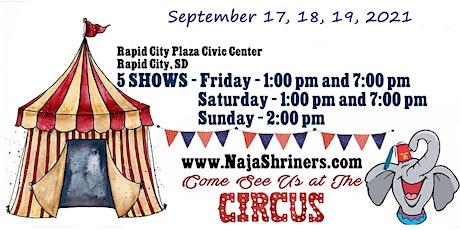 Naja Shrine Circus tickets