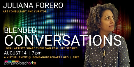 Virtual Blended Conversations tickets