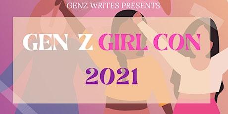 GenZ Girl Con 2021 tickets