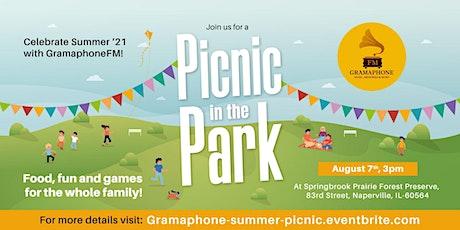 Summer Family Picnic tickets