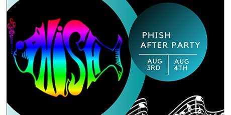 Phish  After Party at City Tap House tickets