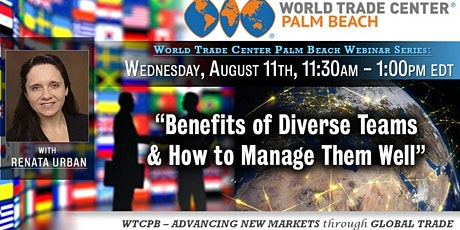 The Benefits Of Diverse Teams And How To Manage Them Well tickets