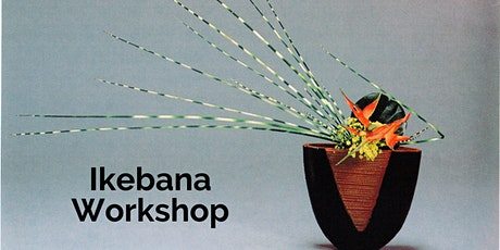 Introductory Ikenobo Ikebana Workshop (In-Person) tickets