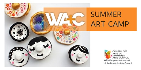 Summer Art Camp Outdoors tickets