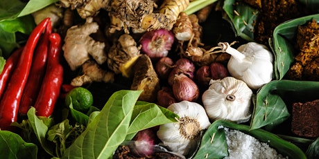 Cooking with Herbs and Spices (webinar) biglietti