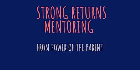 Strong Returns Mentoring (November) tickets