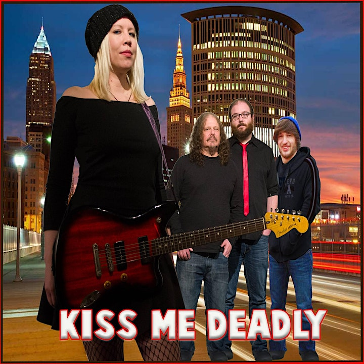 Meg & the Magnetosphere  w/Reginleif and Kiss Me Deadly image