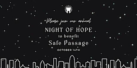 Night of Hope tickets