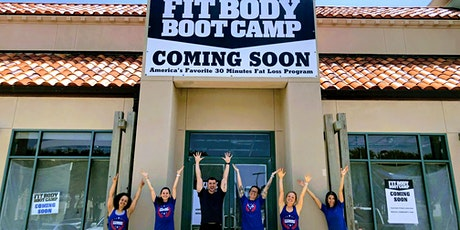 Richardson Fit Body Boot Camp Grand Opening tickets