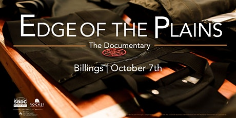 Edge of the Plains- Billings tickets