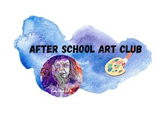 AFTER SCHOOL ART CLUB tickets