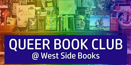 QUEER BOOK CLUB @ WSB tickets