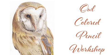 Advanced Colored Pencil Owl Workshop tickets