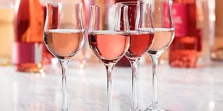 Summertime Rosé Wine Tasting Social tickets