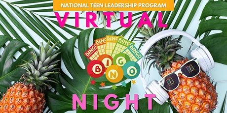 Tropical Virtual Bingo Night tickets