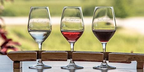 Wine Flight on the Veranda, group of 6-10 tickets