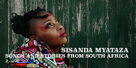 Bristol Jazz Fest: Sisanda Myataza - Songs and Stories from South Africa tickets