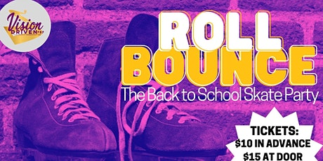 Roll Bouncer- Back to School Skate Party tickets