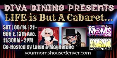 Life is But a Cabaret: A Drag Show Brunch