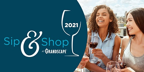 Summer Sip and Shop tickets