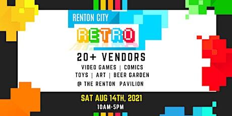 Renton City Retro tickets