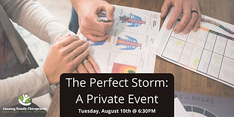The Perfect Storm - An ADHD, Sensory, & Spectrum Workshop tickets
